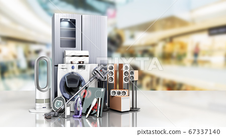 Home appliances  E commerce or online shopping 67337140