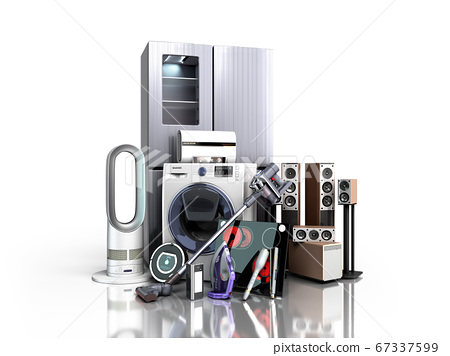Home appliances  E commerce or online shopping 67337599