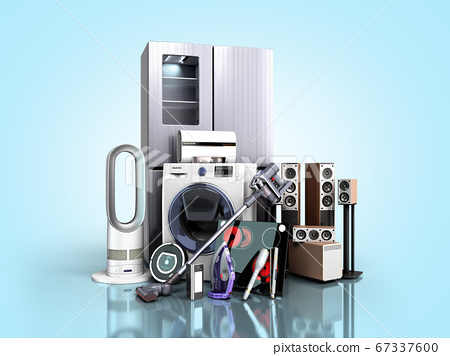 Home appliances  E commerce or online shopping 67337600