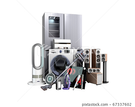 Home appliances  E commerce or online shopping 67337602