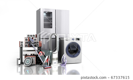 Home appliances  E commerce or online shopping 67337615