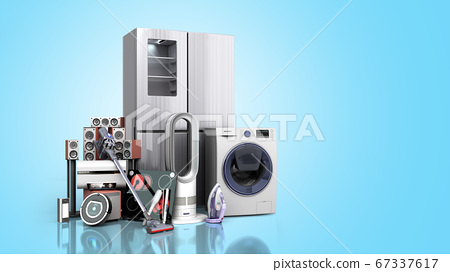 Home appliances  E commerce or online shopping 67337617