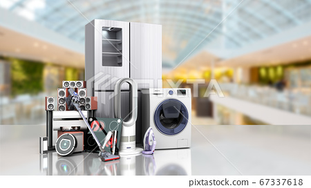 Home appliances  E commerce or online shopping 67337618