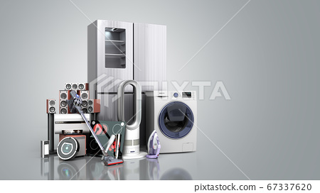 Home appliances  E commerce or online shopping 67337620