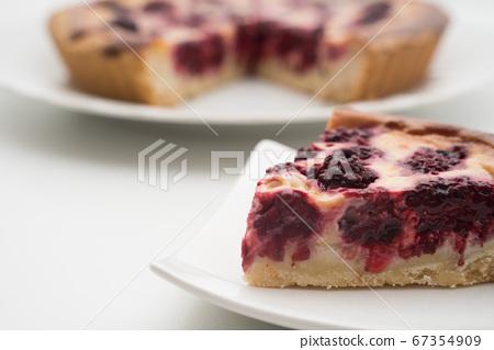타르트 케이크 67354909