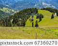 Beautiful view from the Mountain (Belchen) near 67360270