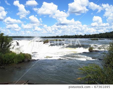 Iguazu Falls on the Argentine side 67361895