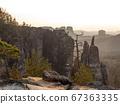 Rocks at Kleiner Zschand and  rock Falkenstein 67363335