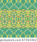 Texture seamless pattern arabesque ornaments 67363462