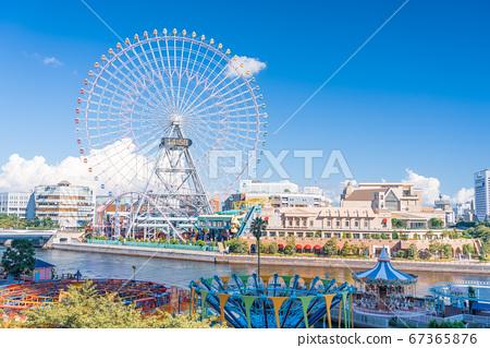 神奈川縣橫濱市Minatomirai橫濱Cosmo World 67365876