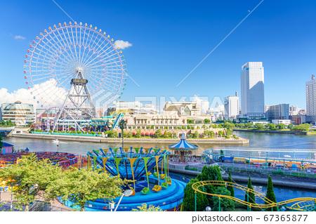 神奈川縣橫濱市Minatomirai橫濱Cosmo World 67365877