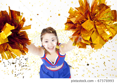 Cheerlead to support 67378993