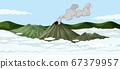 Outdoor over sky scene 67379957