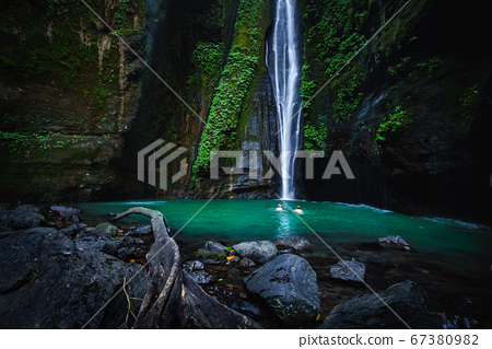 Grombong waterfall 67380982