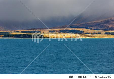 New Zealand lakes 67383345