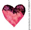 心臟被疾病侵蝕的形象 67388047