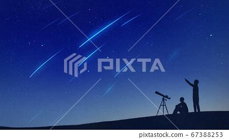 流星雨的天文觀測 67388253