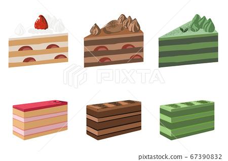 切蛋糕(無線) 67390832