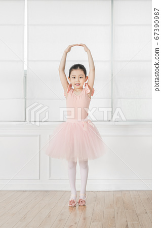 Happy children concept, a portrait of asian children smiling 391 67390987