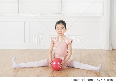 Happy children concept, a portrait of asian children smiling 356 67391046
