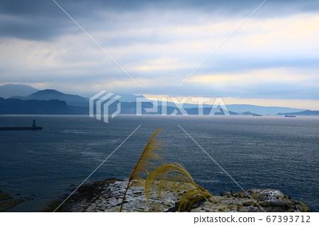 基隆,和平島,海,船,岩石 67393712