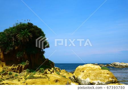基隆,和平島,海,船,岩石 67393780