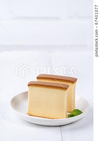 長崎蛋糕 蜂蜜蛋糕 Japanese wagashi castella cake カステラ ケーキ 67401877