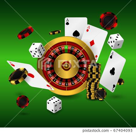 casino bet roulette 67404093
