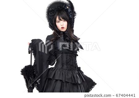 여성 로리타 패션 67404441