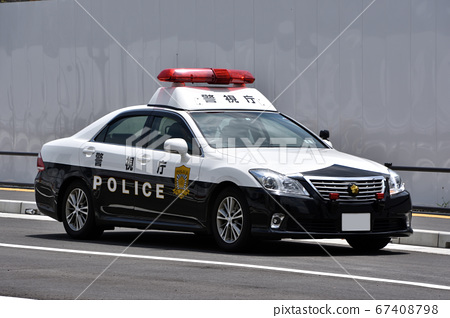 警察局高輪警察局的警車 67408798