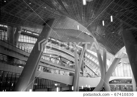 香港西九龍站候車室 67410830