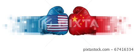 United States China Technology War 67416334