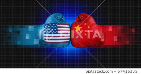 US China Tech War 67416335