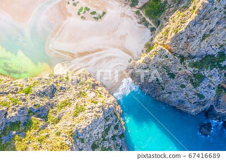 Torrente de Pareis, island of Mallorca, Balearic islands, Spain 67416689