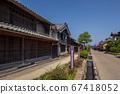 Unnojuku Townscape Kitaguni Kaido 67418052