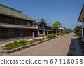 Unnojuku Townscape Kitaguni Kaido 67418058