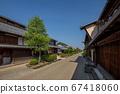 Unnojuku Townscape Kitaguni Kaido 67418060