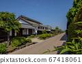 Unnojuku Townscape Kitaguni Kaido 67418061