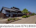 Unnojuku Townscape Kitaguni Kaido 67418069