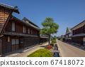 Unnojuku Townscape Kitaguni Kaido 67418072