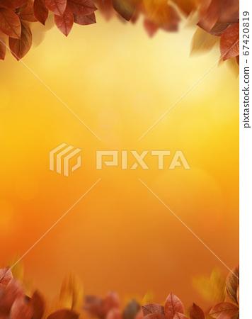 秋天的圖像背景 67420819