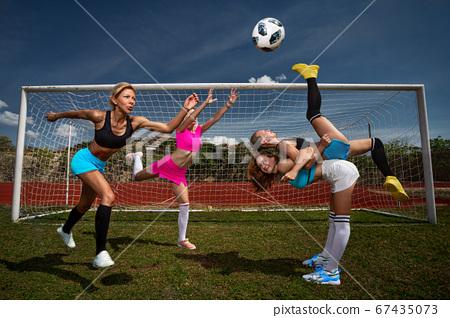 Soccer Girls 67435073