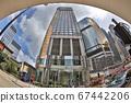 25 June 2020 a modern office building at Causeway 67442206