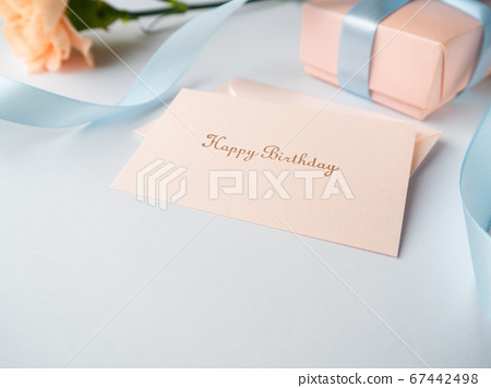 生日推車康乃馨禮物圖像 67442498