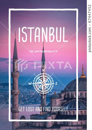 Istanbul, Turkey, the encyclopedia city. Trendy 67447452