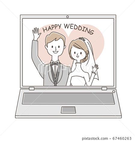 網上婚禮 67460263