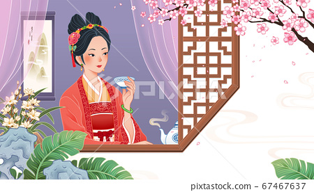 Ancient Chinese lifestyle 67467637