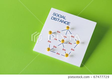 Social distance keep social distance 67477729