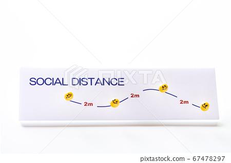 社交距離保持社交距離 67478297