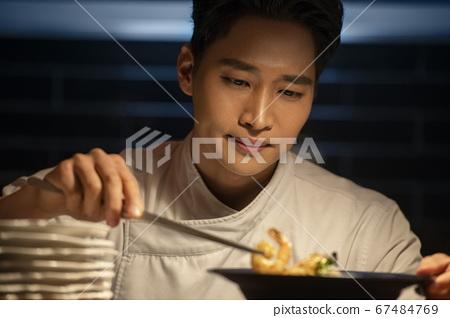 Business,cook,man 67484769
